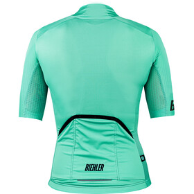 Biehler Signature³ Performance Maillot manches courtes Femme, electric teal
